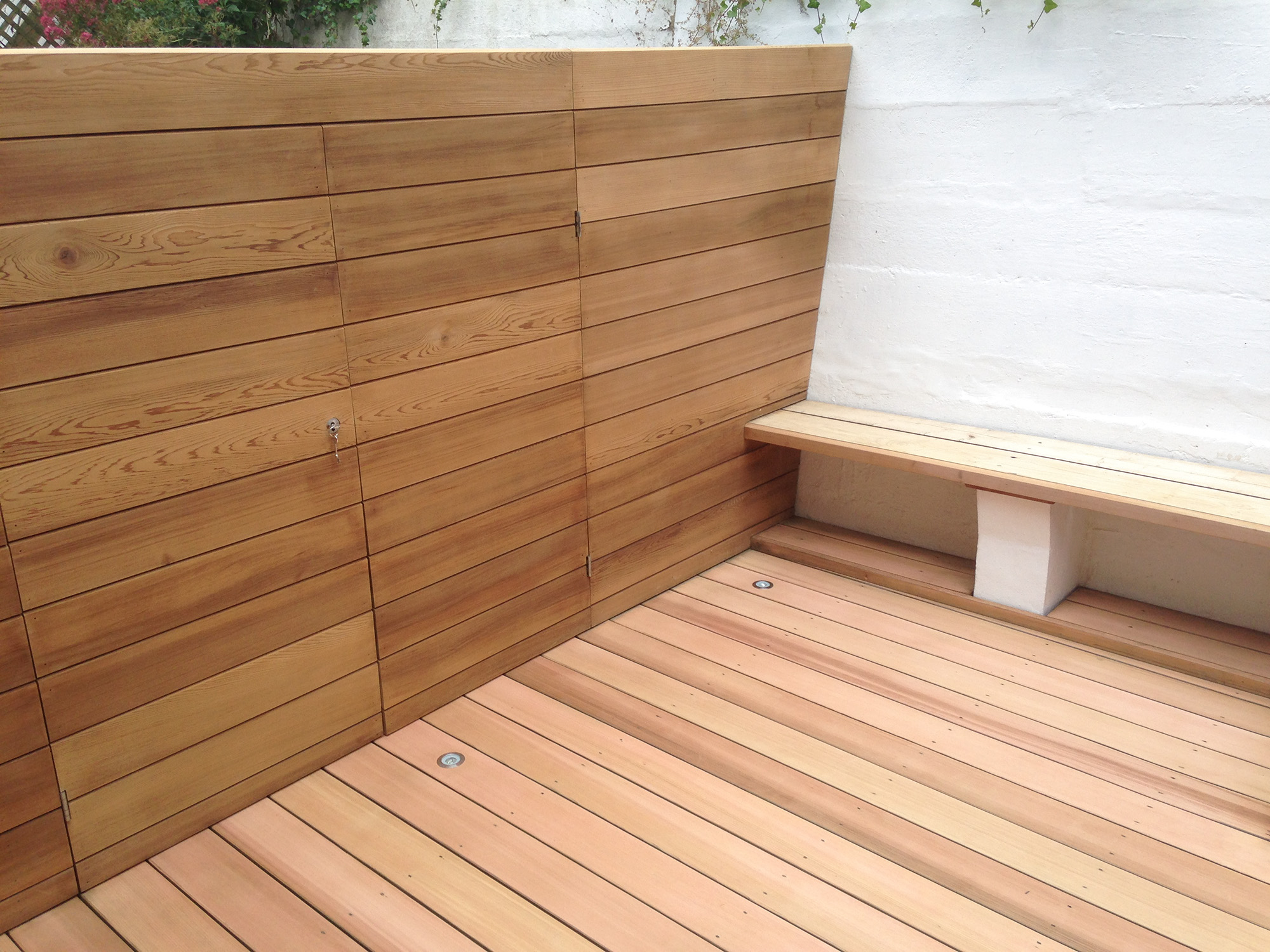 Decking Cowley 2