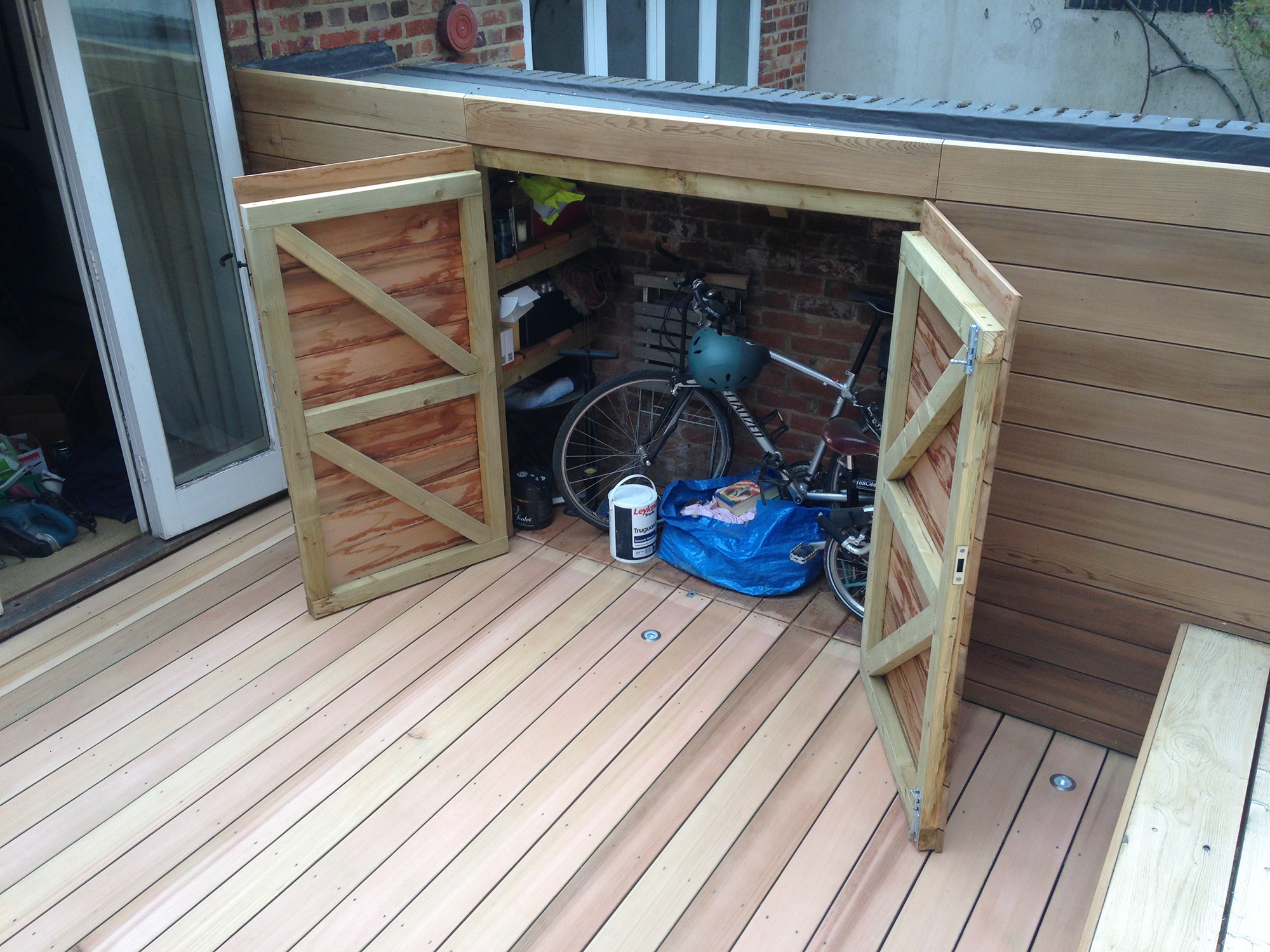 Decking Cowley 5