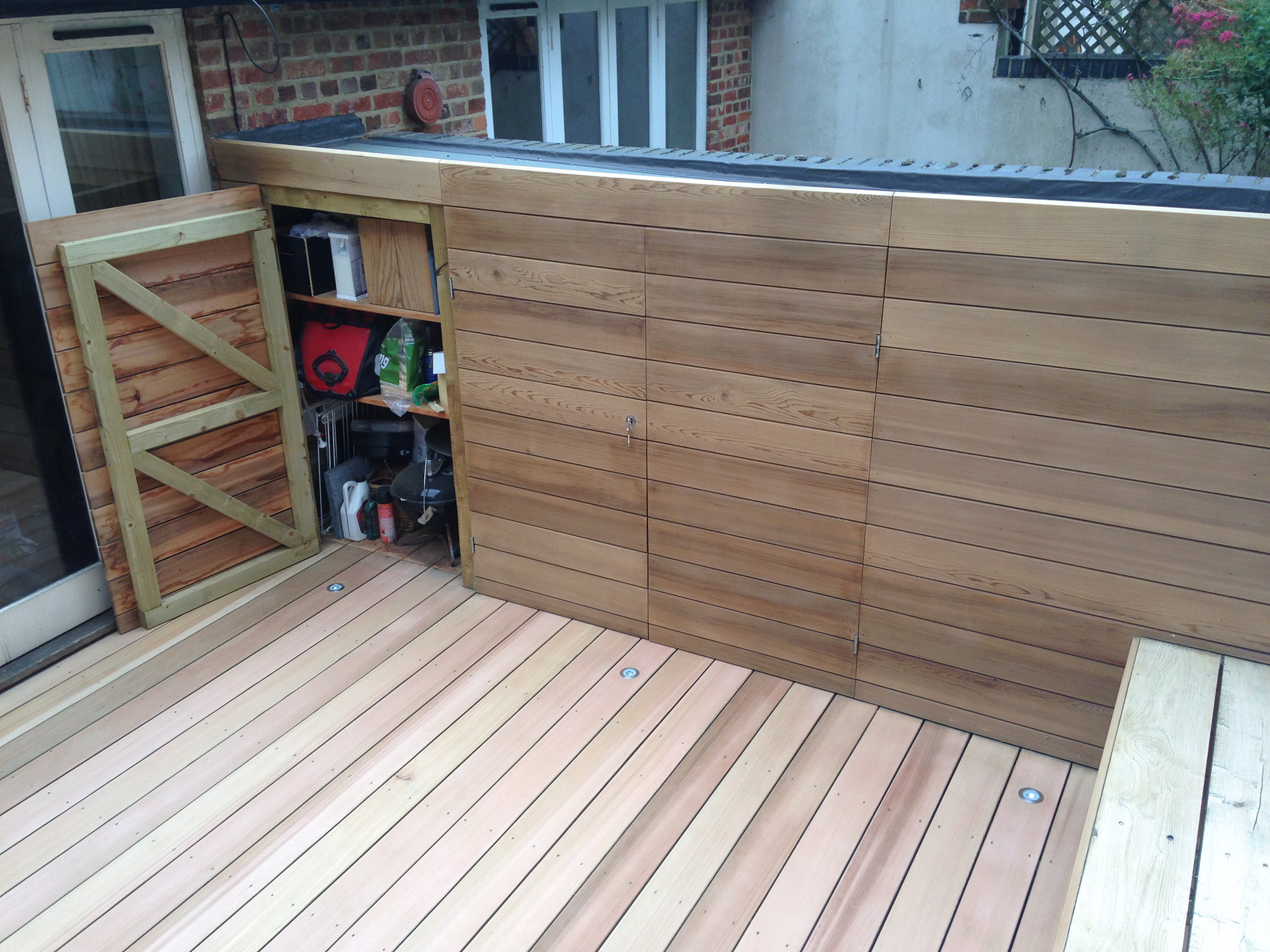 Decking Cowley 6