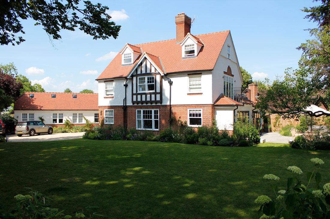 Landscaping Iffley, Oxford garden