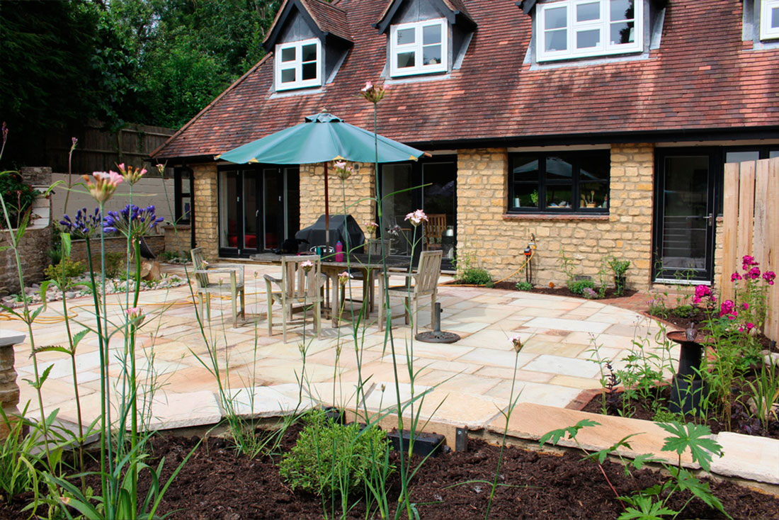 Landscaping Bicester Patio_1
